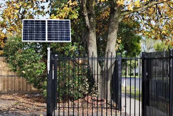 Solar Powered Electric Gate Openers